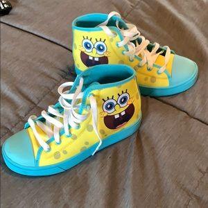 Spongebob limited edition Heeleys